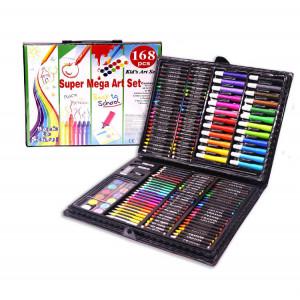 Набор для детского творчества, 168 предметов ART SET