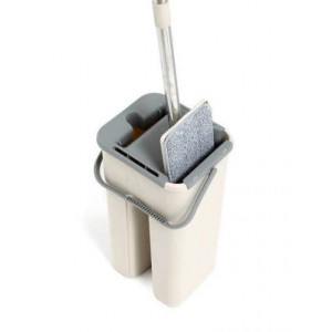 Швабра с отжимом Easy Flat Mop