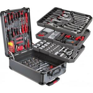 Набор инструментов Swiss Tools 188 предметов в чемодане ST-1069