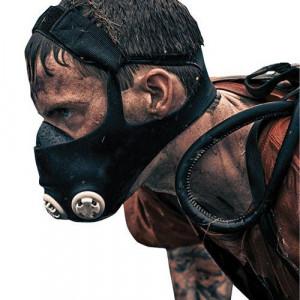 Тренировочная маска для усиления кардио и выносливости workouts