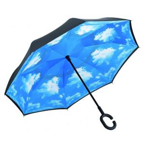 Зонт наоборот (Облако) UPBRELLA