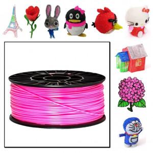 Цветной PLA-пластик для 3Д-ручек (8 цветов по 10м)