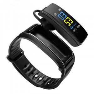 Bluetooth-наушник/часы TalkBand