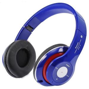 Беспроводные наушники Bluetooth STN-16 Blue