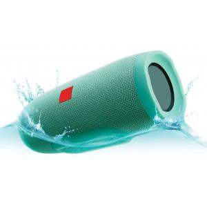 Беспроводная портативная Bluetooth колонка Charge 3 Teal