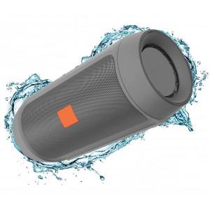 Беспроводная портативная Bluetooth колонка Charge 2+ gray