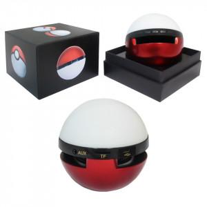 Bluetooth колонка pokemon go pokeball