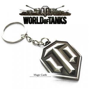 Брелок - Щит, World of Tanks