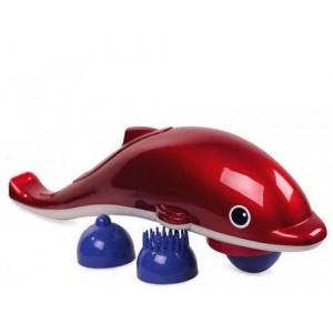 Массажер ручной дельфин для тела Infrared Massager Dolphin