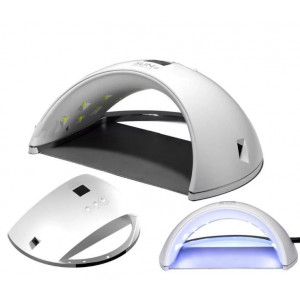 Лампа для маникюра ногтей Sunuv Sun6 21LED UV 48W белая