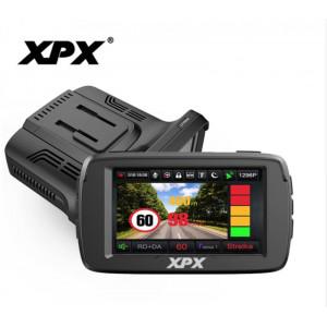 Видеорегистратор с GPS и антирадаром XPX G515-STR