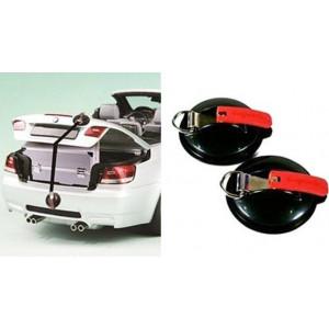 Фиксирующие присоски для автомобиля Suction Anchor