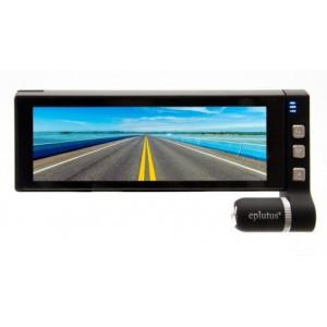 Видеорегистратор для грузовых авто с 2 камерами и Wi-Fi Eplutus D67