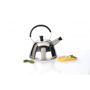 Заварочный чайник со свистком 1,2л Orion