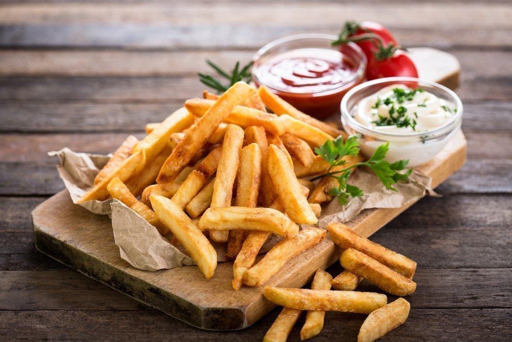 Картофелерезка металлическая Potato Chipper купить в goodstore24.ru